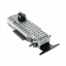 1 x Lego Technic Electric Motor B-Ware beschädigt RC hell dunkel grau Infrarot R