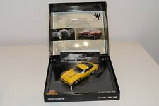 FF 1:43 MINICHAMPS ISO GRIFO 7 LITRI 1968 YELLOW MINT BOXED