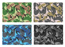 BRITISH DPM AIRBRUSH STENCILS MILITARY CAMOUFLAGE CAMO TEXTURE Template Step by