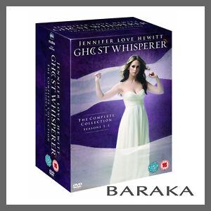 Ghost Whisperer: Complete Season 1,2,3,4,5 DVD Box Set R4 new sealed