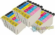 18 T0801-6/T0807 non-oem Hummingbird Ink Cartridges fits Epson Stylus RX585