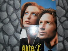 AKTE X     POSTER  9   STÜCK      41x28+28x21 CM      1015