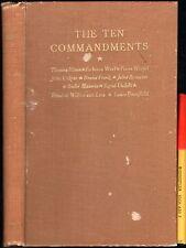 WW2 HITLER'S War The TEN COMMANDMENTS 10 short novels Against his Moral Code h'c