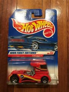 Hot Wheels Semi Fast First Editions 8/26 #914 1998 NIP
