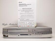 Funai  DPVR-6530 DVD Player / VHS Videorecorder Recorder + FB 1 Jahr Gewährl.