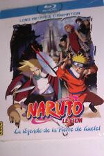"BLU-RAY ""Naruto La Légende De La Pierre De Guelel"" (Le Film) NEUF SOUS BLISTER"