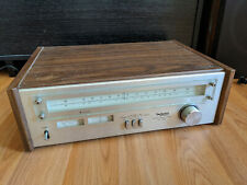 New listing Vintage Technics St-7300 Am/Fm Stereo Tuner Non Working