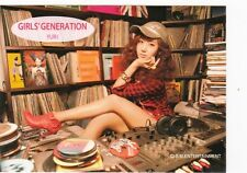 GIRLS' GENERATION SNSD  OH! Seven Eleven Photocard Seal YURI Rare New G721