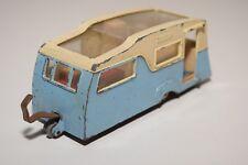 .- DINKY TOYS 117 FOUR BETH CARAVAN CREAM BLUE GOOD CONDITION