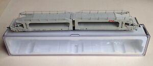 "ELECTROTREN - HO Gauge 6016A - SNCF ""STVA"" Type BILEVEL CAR TRANSPORTER - Boxed"
