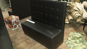 Chesterfield sofa for restaurants, bars, barber shops.More in different colours3