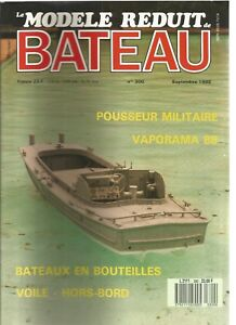 MODELE REDUIT DE BATEAU N°300 EQUIPEMENT TORPILLEUR ALLEMAND / BATEAU BOUTEILLE