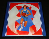 Larry Bird Indiana State Framed 12x12 Poster Photo Celtics