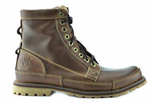 Timberland Earthkeepers Original 6-Inch Burnished Men's Boots Red Brown 15551