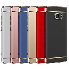 Luxury Electroplating Case Cover For Samsung Galaxy A5 A7 2017 S9 S9+ S8+ Plus