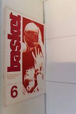 Rivista BASKET anno 1975 numero 6