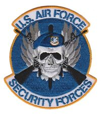 USAF MP SECURITY FORCES PATCH @