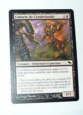 COHORTE DE CENDRELANDE - CREATURE ELEMENTAL ET GUERRIER - VF CARTE MTG MAGIC