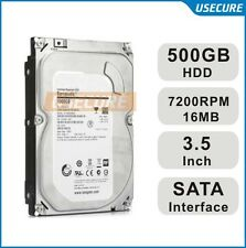 "HARD DISK DVR PC HARD DISK 500GB 7200 RPM SATA 3.5"" Interno Desktop HD"