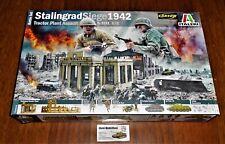 WWII Stalingrad Siege 1942 Battle Set Operation Uranus 1:72 Italeri 6193 Neu