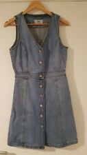 New Look Denim Dress size 10