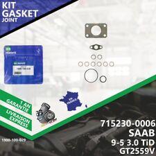 Gasket Kit Turbo SAAB 9-5 3.0 TiD 715230-6 715230-5006S 715230-0006 6DE1 TDI-029