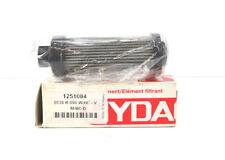 Hydac elemento filtro 1251084/0030 R 050 W/HC/- V M/BC-d | Nuovo | Ovp