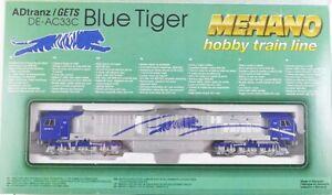 H0 Mehano 29530 DC= Diesellok ADtranz DE-AC33C BLUE TIGER Werkstattgeprüft (TH