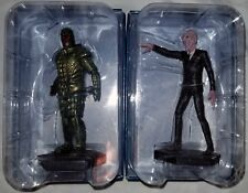 Eaglemoss Doctor Who #9 Ice Warrior # 10 Silent Silence Figurine Figure Lot