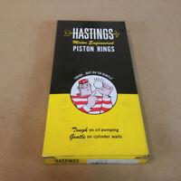 MG MGB 1963-1971 Piston Rings Hastings 6894 .020 NOS