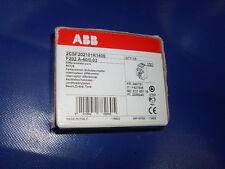 ABB  F202A  40 A  30mA  FI-Schutzschalter 0,03A 30 mA 2pol 6kA NEU OVP