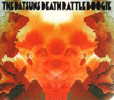 The Datsuns - Death Rattle Boogie (CD 2012) NEW & SEALED Digipak