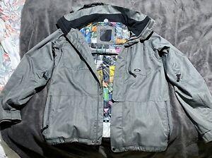 Oakley Titanium snowboard jacket. Size L / G