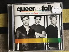 Queer as Folk: The Second Season [Soundtrack] (CD) Chemical Brothers/Daft Punk