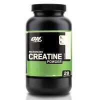 Optimum Nutrition MICRONIZED CREATINE POWDER 150 grams 5.2 oz, 28 Servings