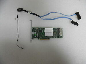 Dell 3P0R3 PERC H310 6GB/S Raid Controller Adapter Full Height with Cables
