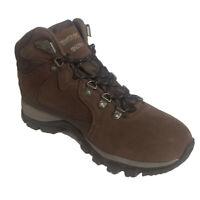 Regatta Borderline Mid Womens Waterproof Walking Hiking Boots