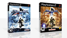 Soul Calibur III PS2 Replacement Spare Game Case Box + Cover Art Work (No Game)