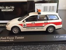Minichamps 1:43 Ford Focus Estate/Turnier Stadt 1999, Not Displayed, Superb!