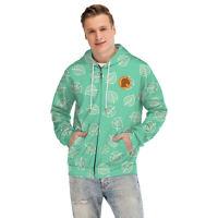 Unisex Timmy Tommy Hoodie Animal Crossing Cosplay Zip Up 3D Print Jacket Coat