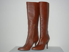 BALLY ALLEXIA Leather Pointed Toe Boot Size 8,5