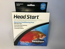 🐡Seachem HeadStart Conditioning Prime Stability Clarity 3X100ml Bottles🐡