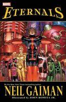 Eternals, Paperback by Gaiman, Neil; Romita, John, Jr. (ILT), Brand New, Free...