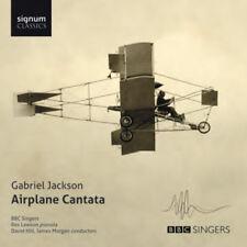 Gabriel Jackson : Gabriel Jackson: Airplane Cantata CD (2014) ***NEW***