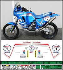 kit adesivi stickers compatibili  XT 750 Z SUPER TENERE PETERHANSEL PARIS DAK 93