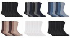 Cotton No Pattern 4-11 Socks for Women