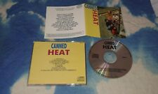 Canned Heat ‎– Canned Heat CD RARE CD NO BARCODE ONN 51