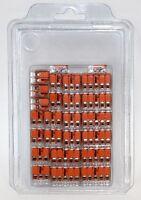 Wago 221 Klemmen SET 16x 221-412, 221-413, 221-415 | Kabel Verbinder Original
