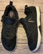 Reebok Nano 6 Black Cross Training Shoes Crossfit Mens Sz 10