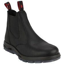 Redback UBBK Men's Bobcat Easy Escape Slip-on Black Work Boots 11 US 44 EU 10 UK